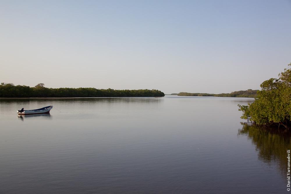 Сенегал, Тубакута.