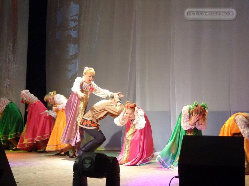 Культурный марафон в Оленегорске