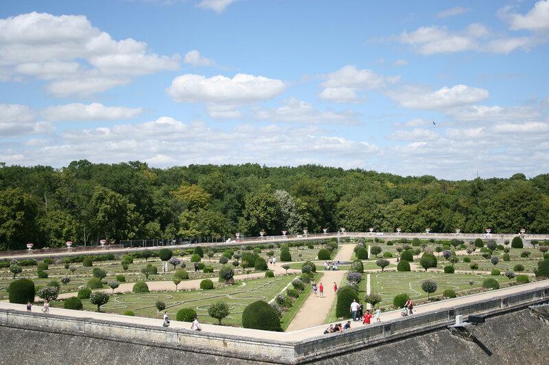 Сад Екатерины