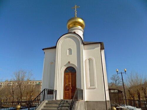 Храм Святого Феодора Ушакова