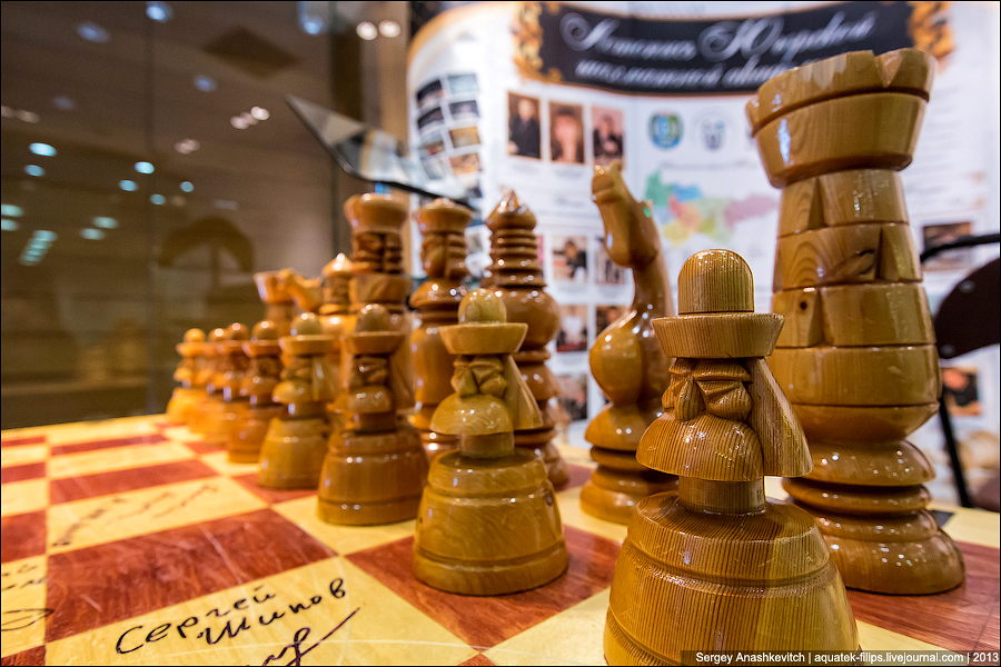 Шахматная академия в Ханты-Мансийске