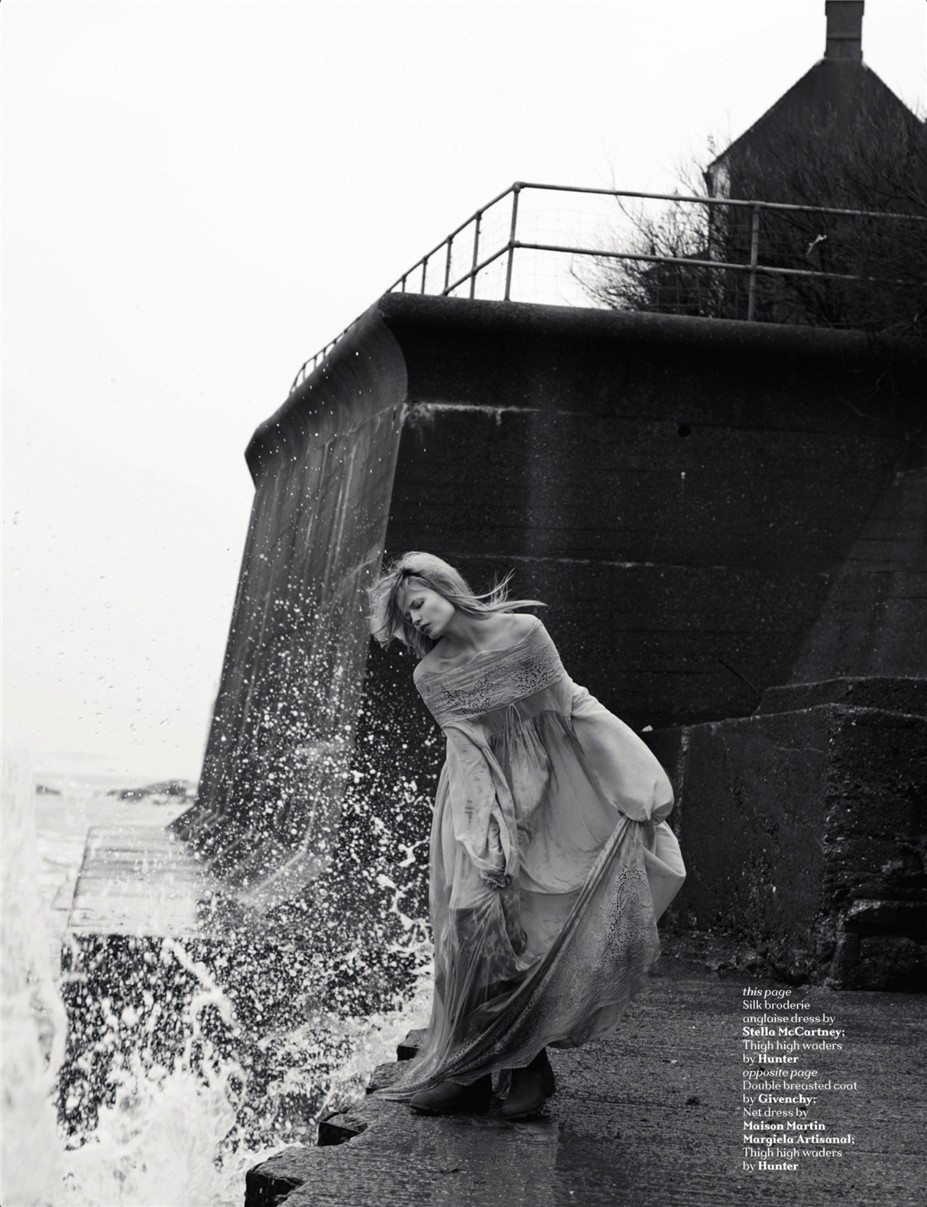 Natasha Poly / Наташа Поли, фотограф Willy Vanderperre / AnOther Magazine fall-winter 2008