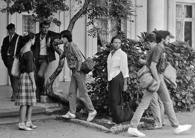 1985 г. Иду на грозу (Рабочее название картины)