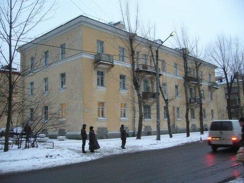 ул. Лётчика Пилютова 4к1