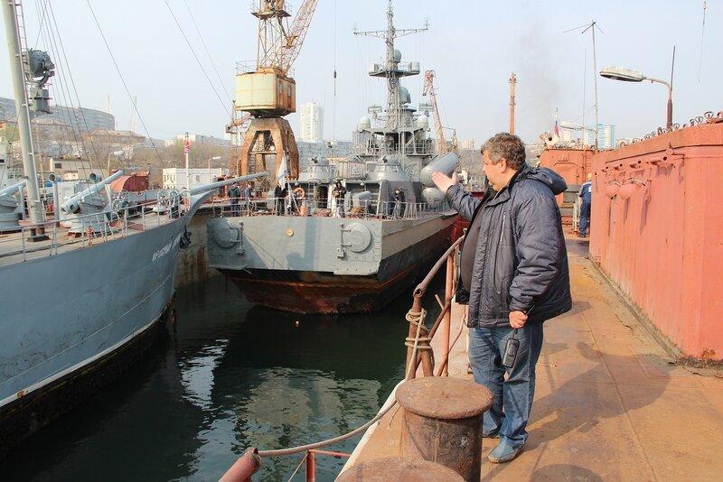 Красный вымпел Владивосток