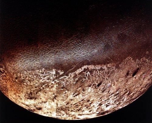 Triton, a lua de Netuno