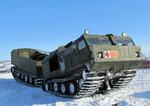 Гусеничный транспортер Витязь ДТ-10П