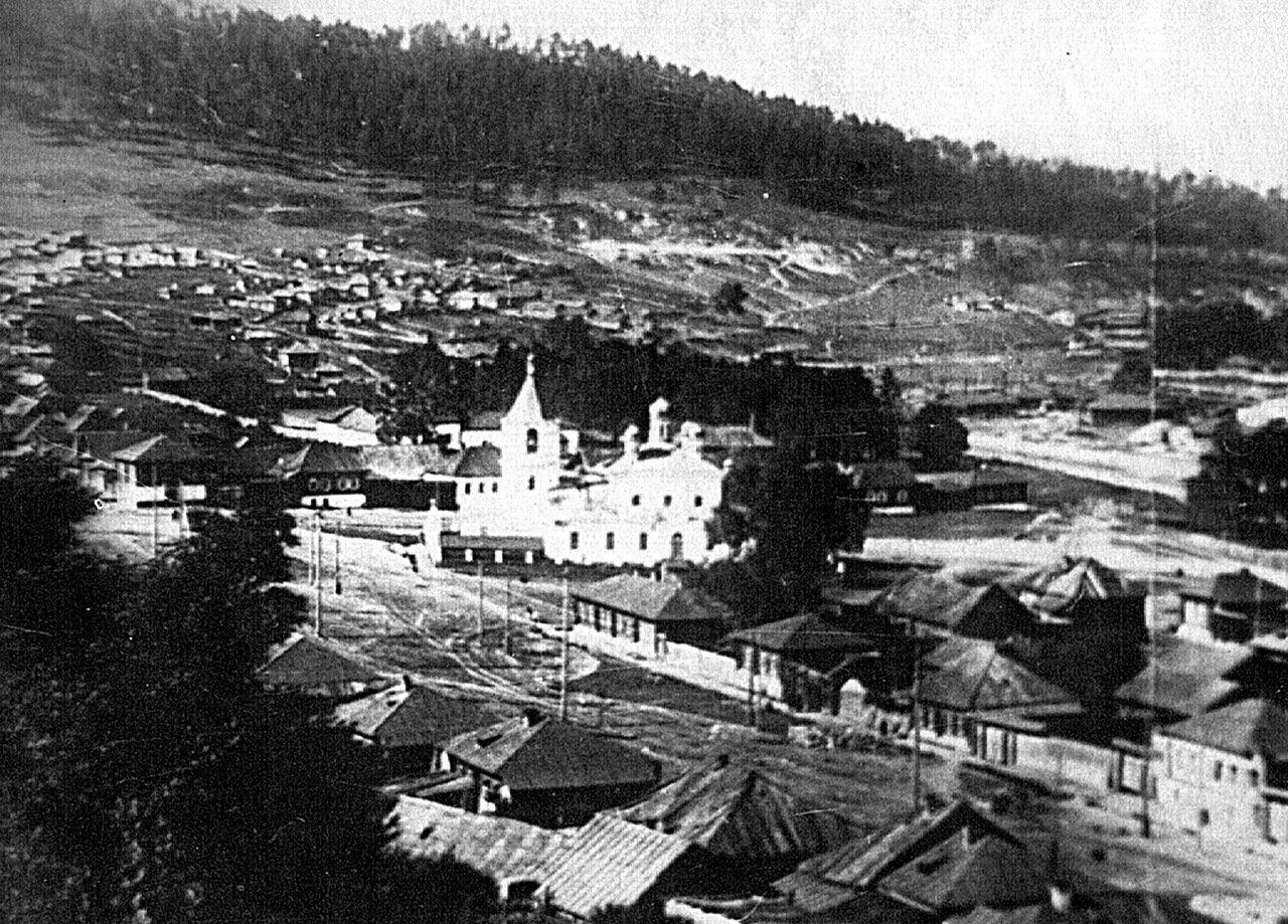 Петропавловская церковь на метзаводе