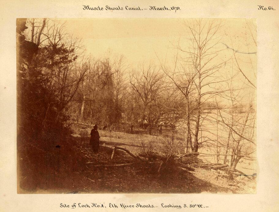 1879.  Канал Масл-Шоалз