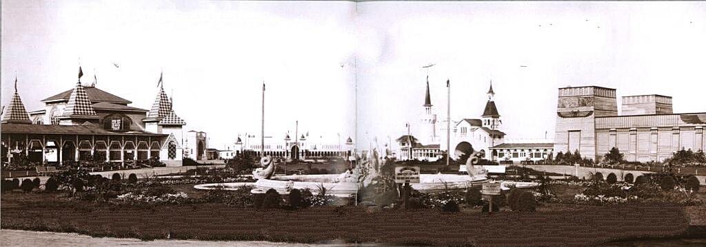 Панорама выставки в Омске