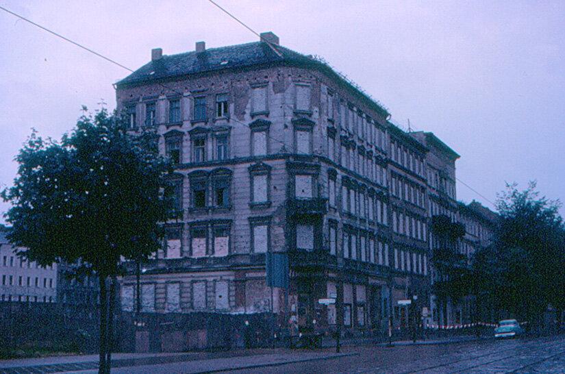 1963. Бернауэр Штрассе