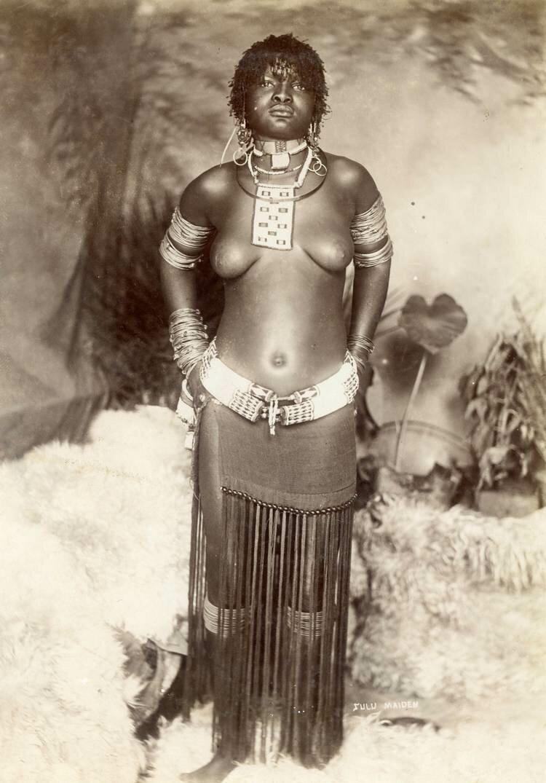 Зулуска. Конец XIX века