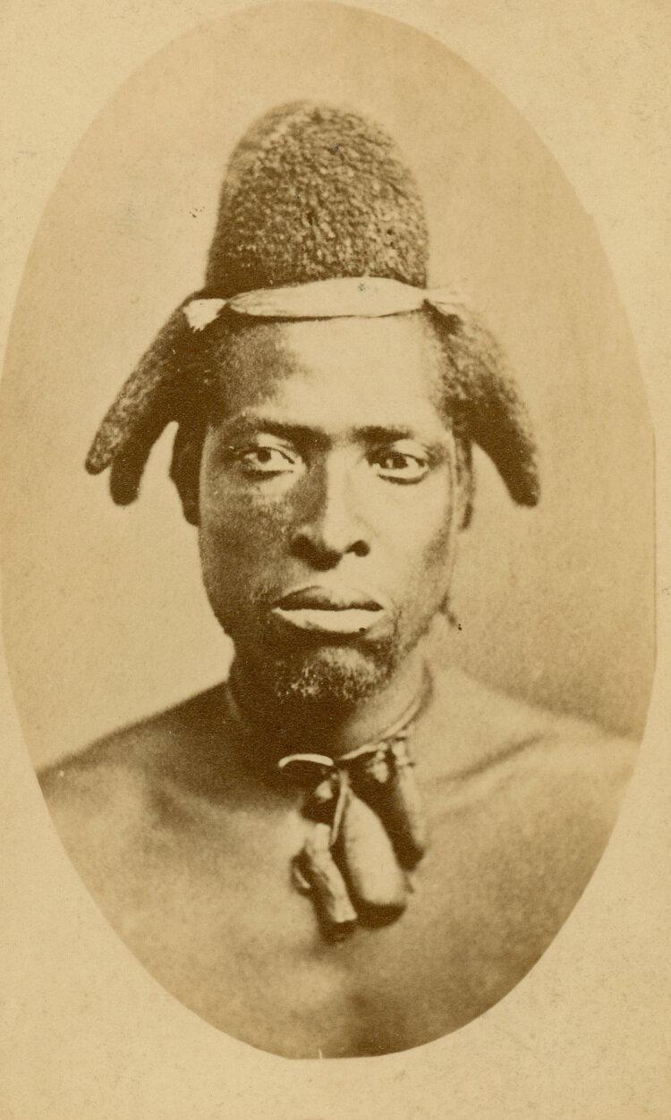 Южная Африка, 1875