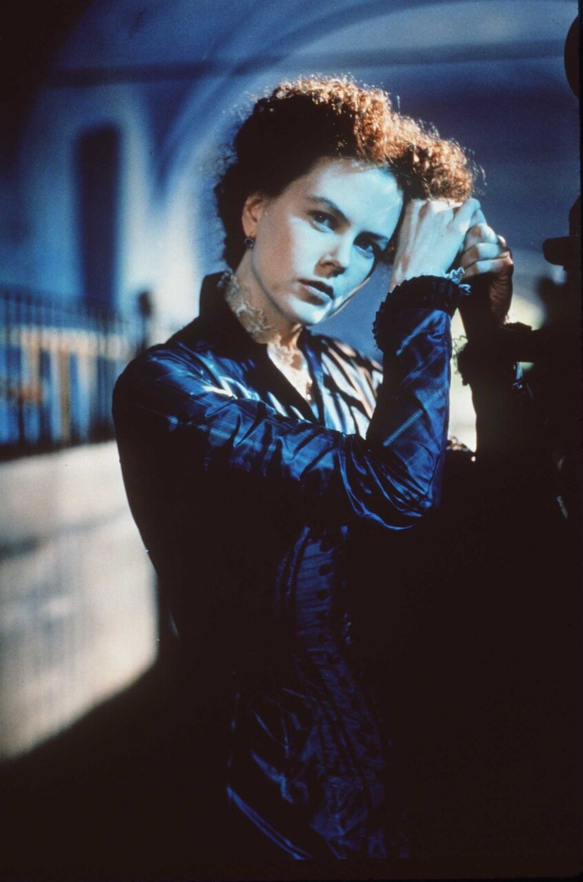 Nicole Kidman In The Movie The Portrait Of A Lady