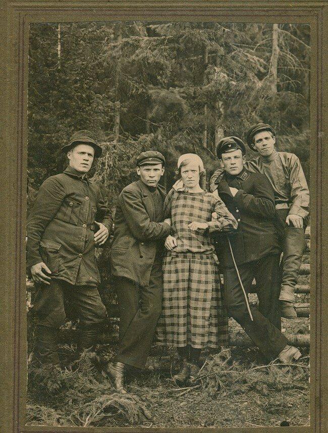 1930-е. Селяне