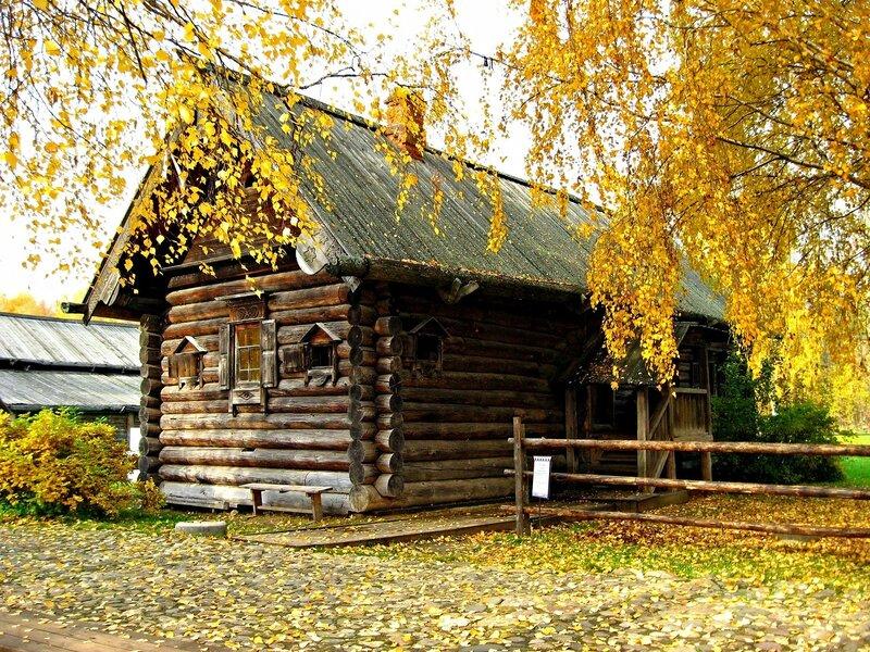 Архитектурно-этнографический музей. Дом Лоховой