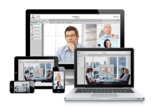 Современный сервис видеоконференций - Mind