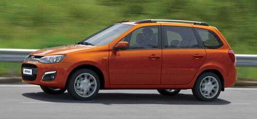 АвтоВАЗ запустил Lada Kalina на конвеер с кузовом универсал