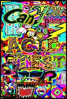 Кислотный тест - Кен Кизи и Веселые Проказники / Acid Test - Ken Kesey And The Merry Band of Pranksters (1999) DVDRip