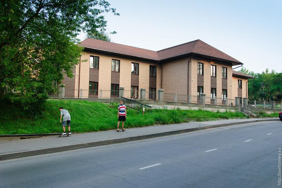 фотографии здания саровгидромонтаж