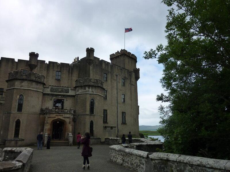 Замок Маклаудов - Дунвеган