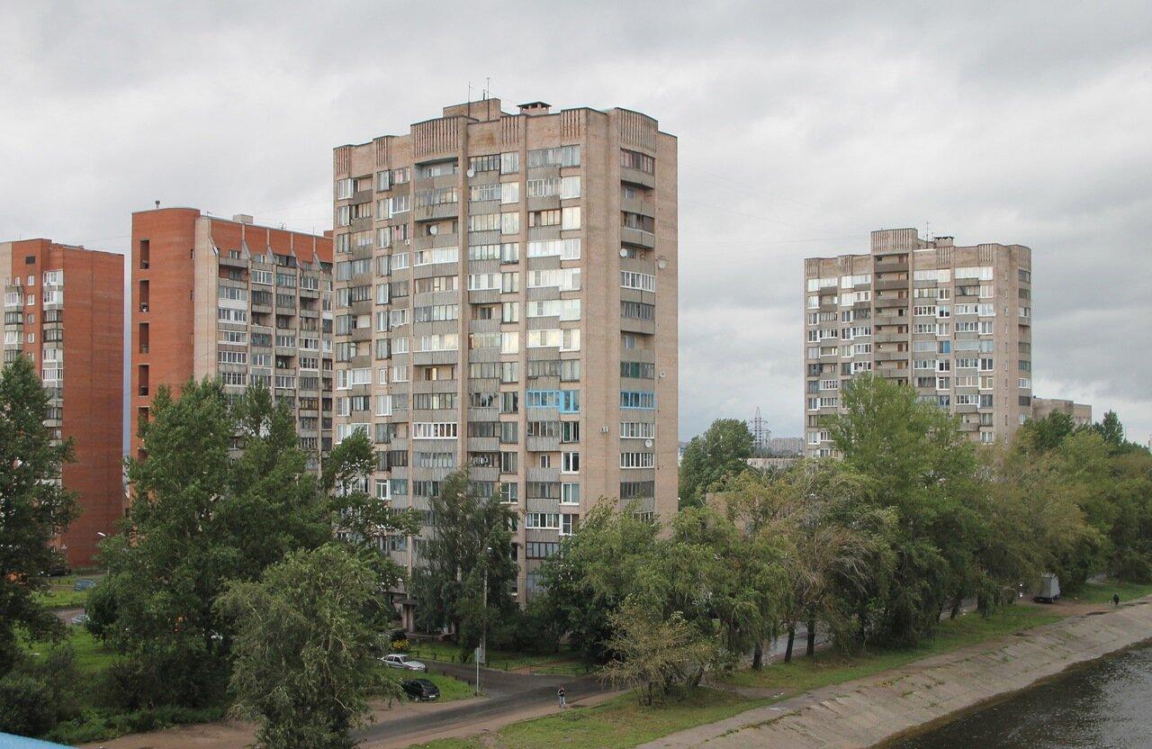 канонерский остров, Санкт-Петербург, Морской канал, порт