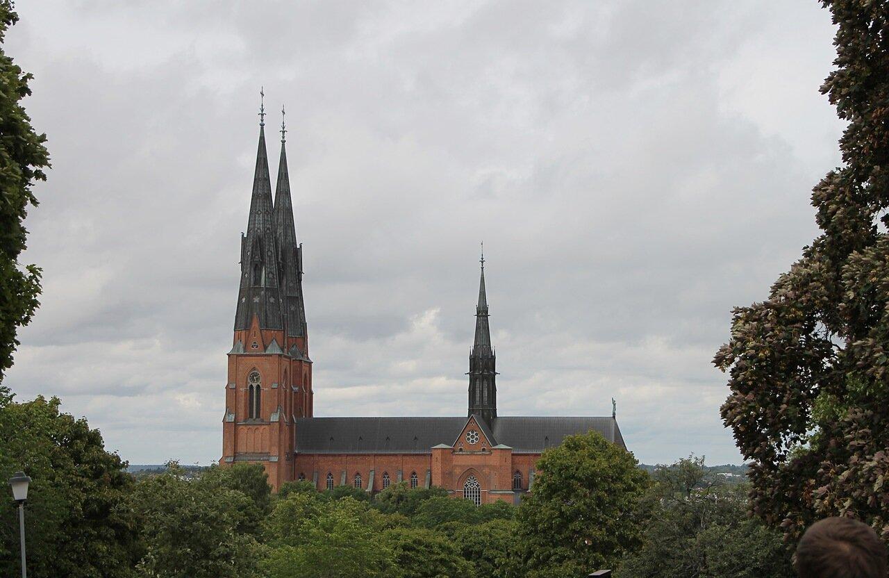 Уппсала. Uppsala. Кафедральный собор, Cathedral
