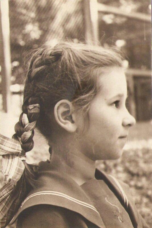 В зоопарке. 1959 г.
