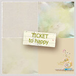 Ticket To Happy