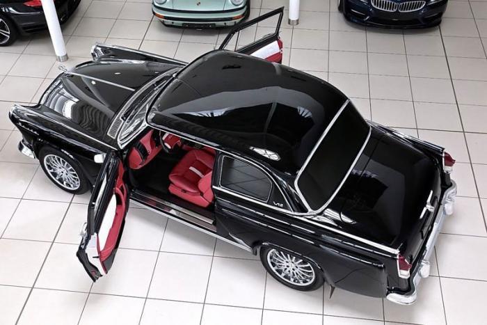 В Германии продают необычный ГАЗ-21