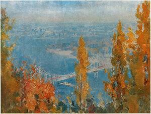 Осень над Днепром. 1979