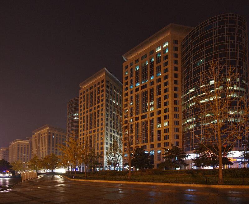 Пекинская ночь