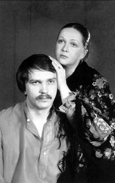 Виктор Корешков и Наталья Гундарева