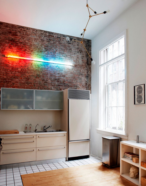 Soren Rose Studio, лофт нью йорк, лофт в нью йорке, квартира в нью йорке фото, квартиры в нью йорке фото, стиль лофт фото, лофт интерьеры фото