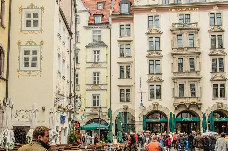 Знакомства Мюнхене