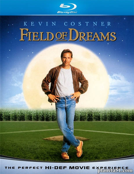 Поле чудес / Field of Dreams (1989/HDRip)
