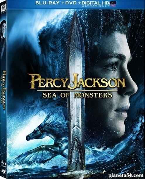 Перси Джексон и Море чудовищ / Percy Jackson: Sea of Monsters (2013/BDRip/HDRip) [Лицензия]