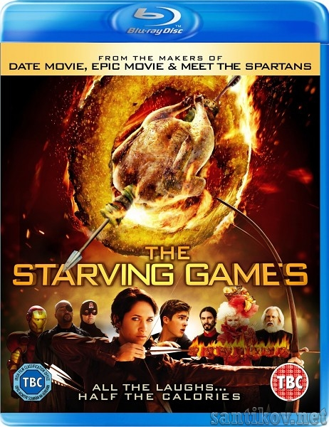 ����� �������� ���� / The Starving Games (2013/BDRip/HDRip)