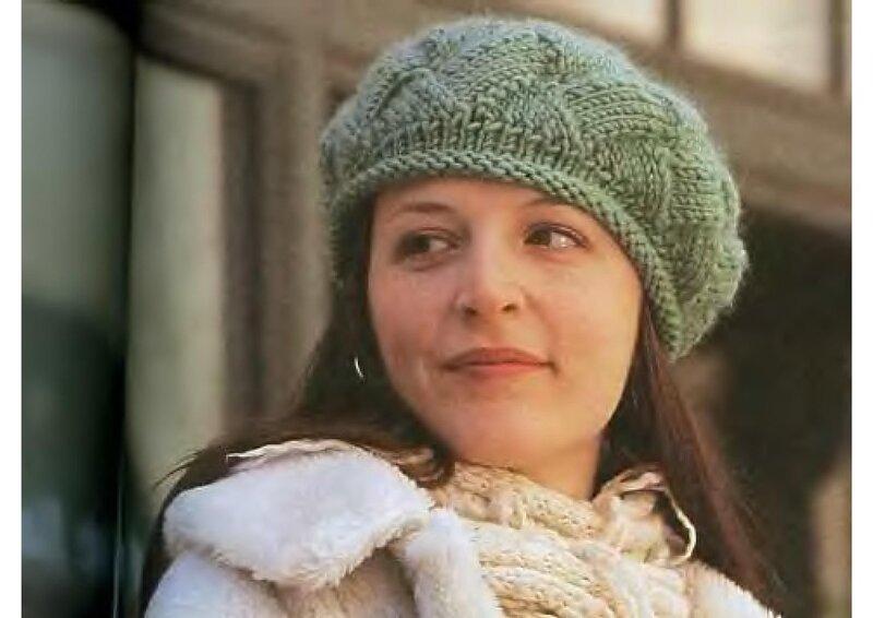 Береты, шапки, шарфы - Вязание