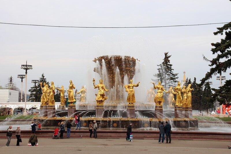 Москва знакомства вднх