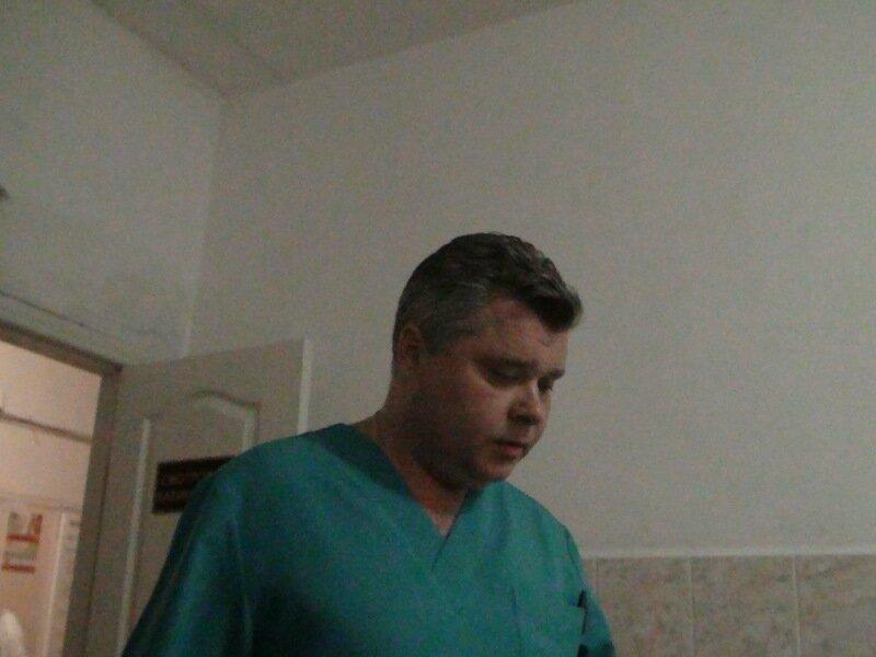 В Мариуполе врач отказался перевязывать заключенного