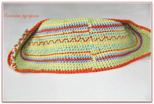 изнанка шапочки