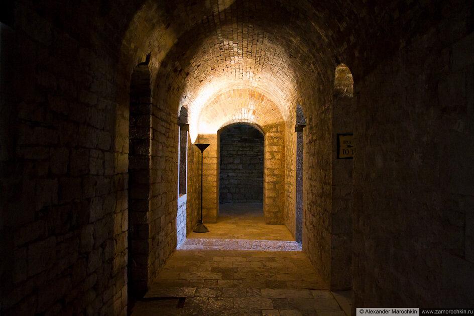 Внутри Новой Крепости (Керкира, Корфу, Греция)