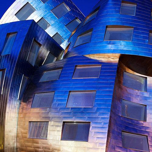 Сумасшедший дом сумасшедших форм. Смелый архитектурный проект клиники мозга в Лас-Вегасе