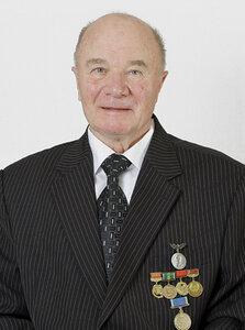 Порубов Николай Иванович, доктор юридических наук, профессор