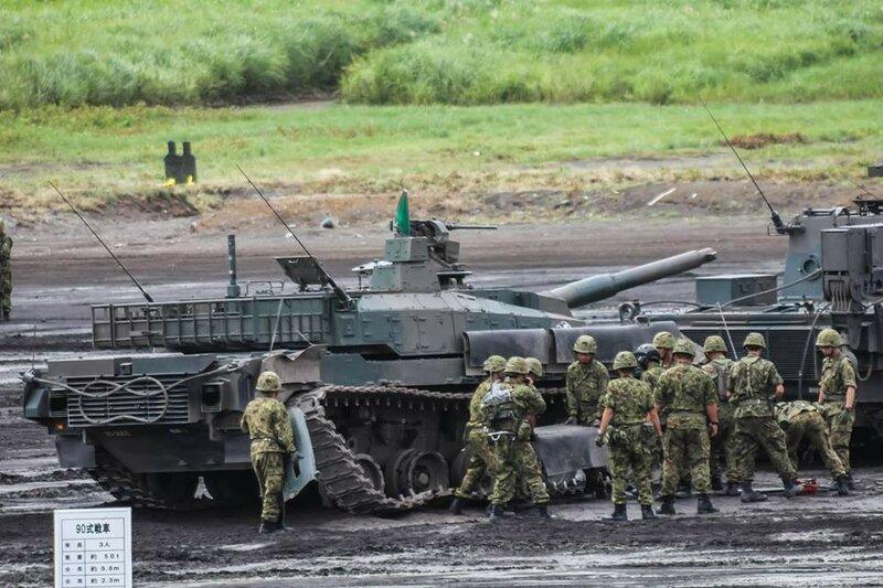 Танки Мира. Коллекция №18 Японский основной боевой танк Тип 10