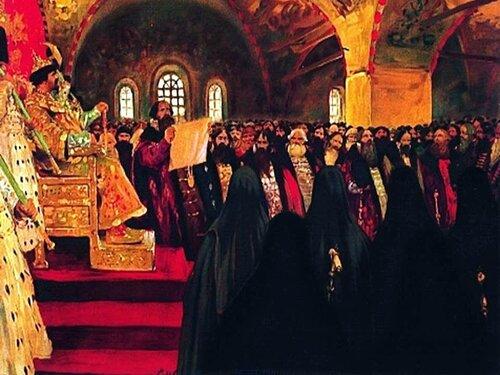 Стоглавый собор