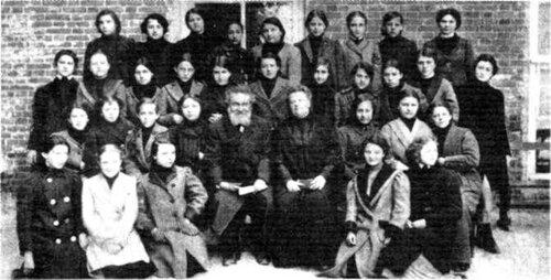 Таганрогская женская Мариинская гимназия, 19хх