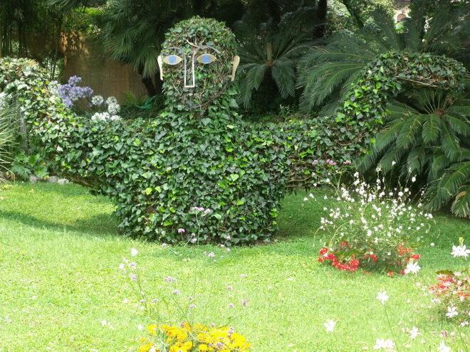 Ботанический сад Андре Хеллера. Италия