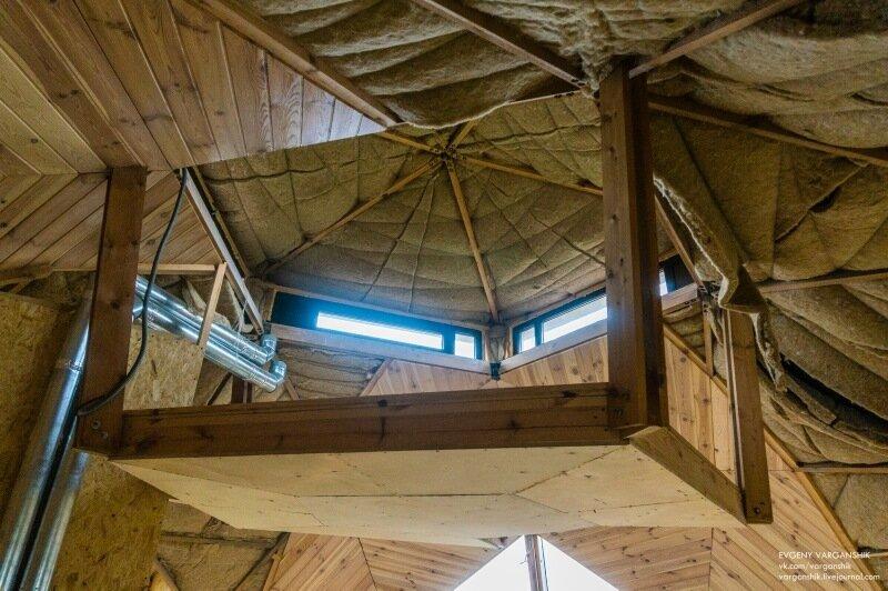 Строительство купольного дома своими руками